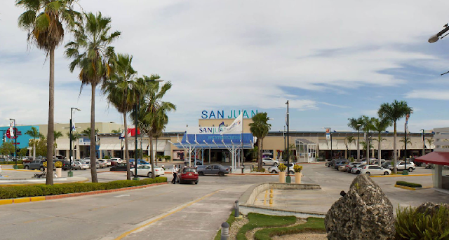 Plaza San Juan Shopping em Punta Cana