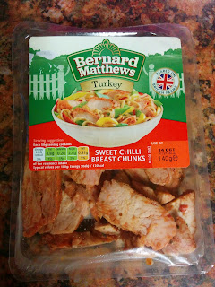 Bernard Matthews Sweet Chilli Breast Chunks