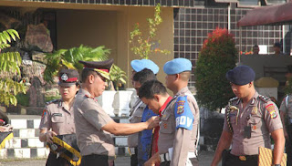 Sebanyak 14 Polisi di Polda Papua Dipecat Lantaran Melanggar Kode Etik