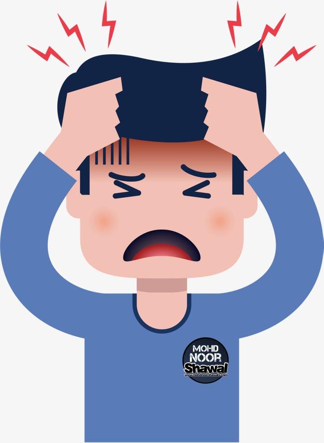5 Punca Sakit Kepala Dan 12 Cara Mengatasinya