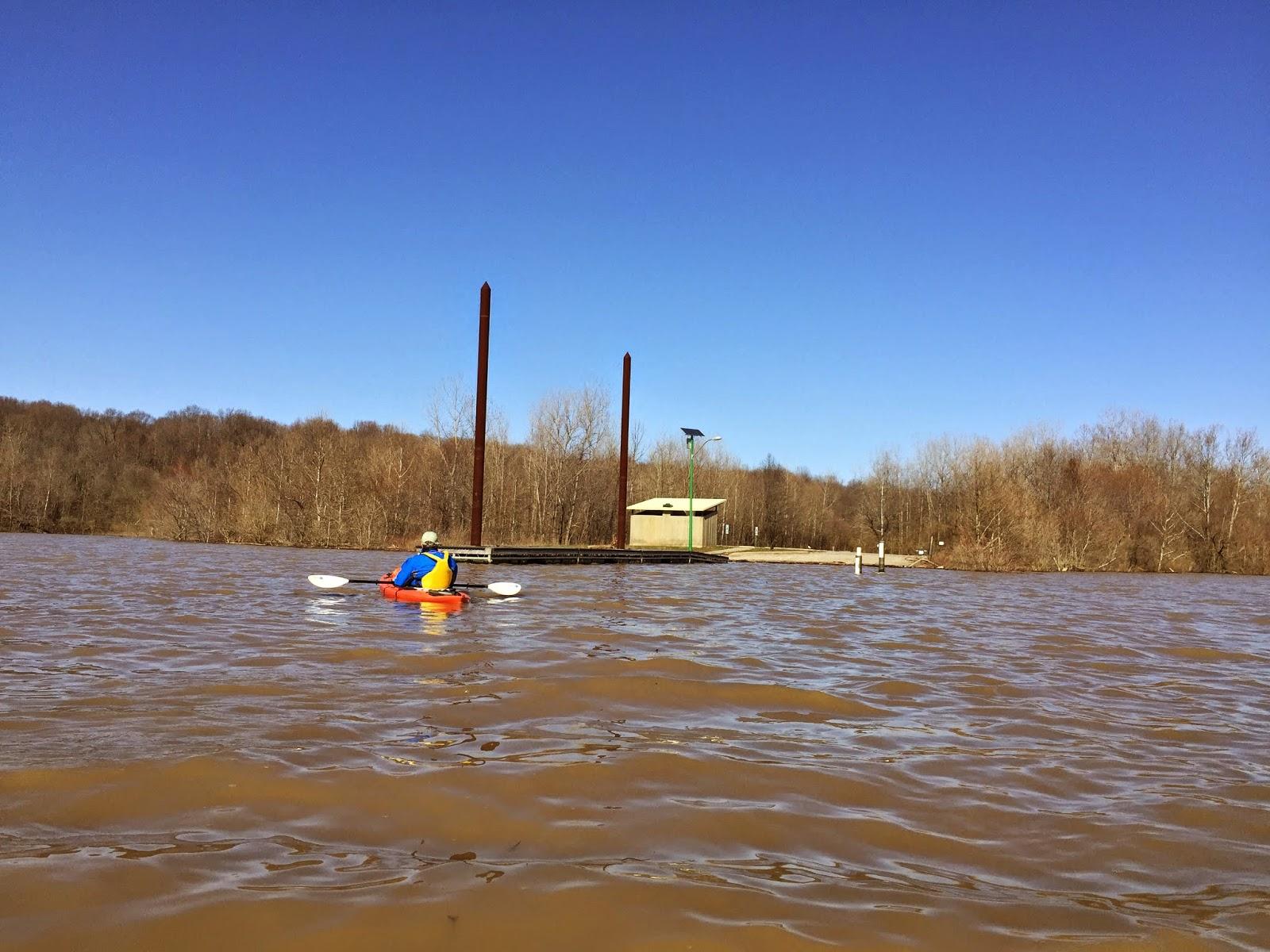 Kayaking Across Ohio: William H. Harsha Lake: I Ace My ...