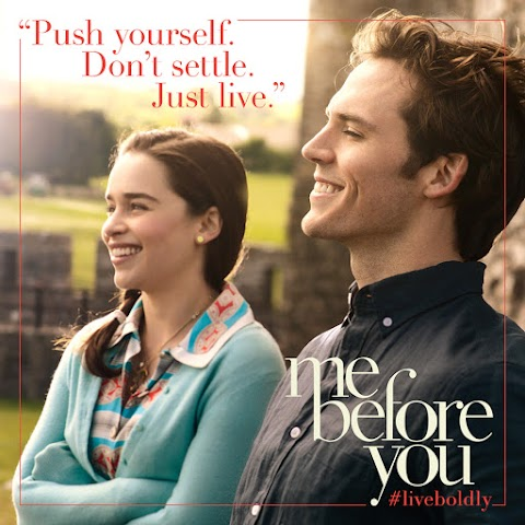 REVIEW:ME BEFORE YOU