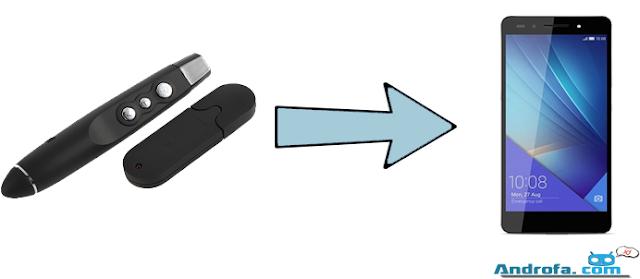 Cara Mudah Mengontrol PPT Menggunakan Gadget Android