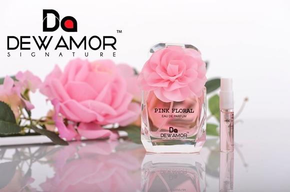 DewAmor Signature Minyak Wangi Pink Floral