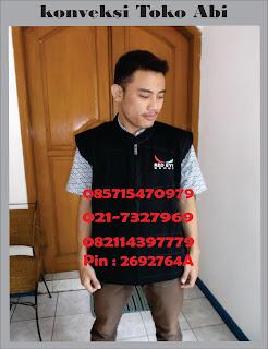 Konveksi pembuatan Pesan Rompi Kerja Di Tangerang