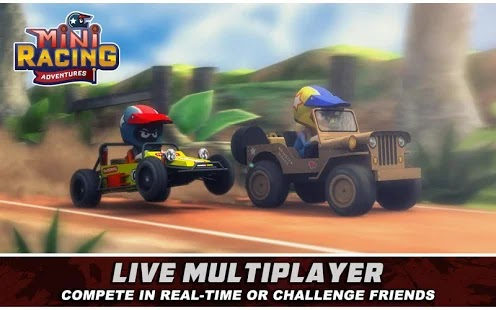 Mini Racing Adventures Apk + Data for android