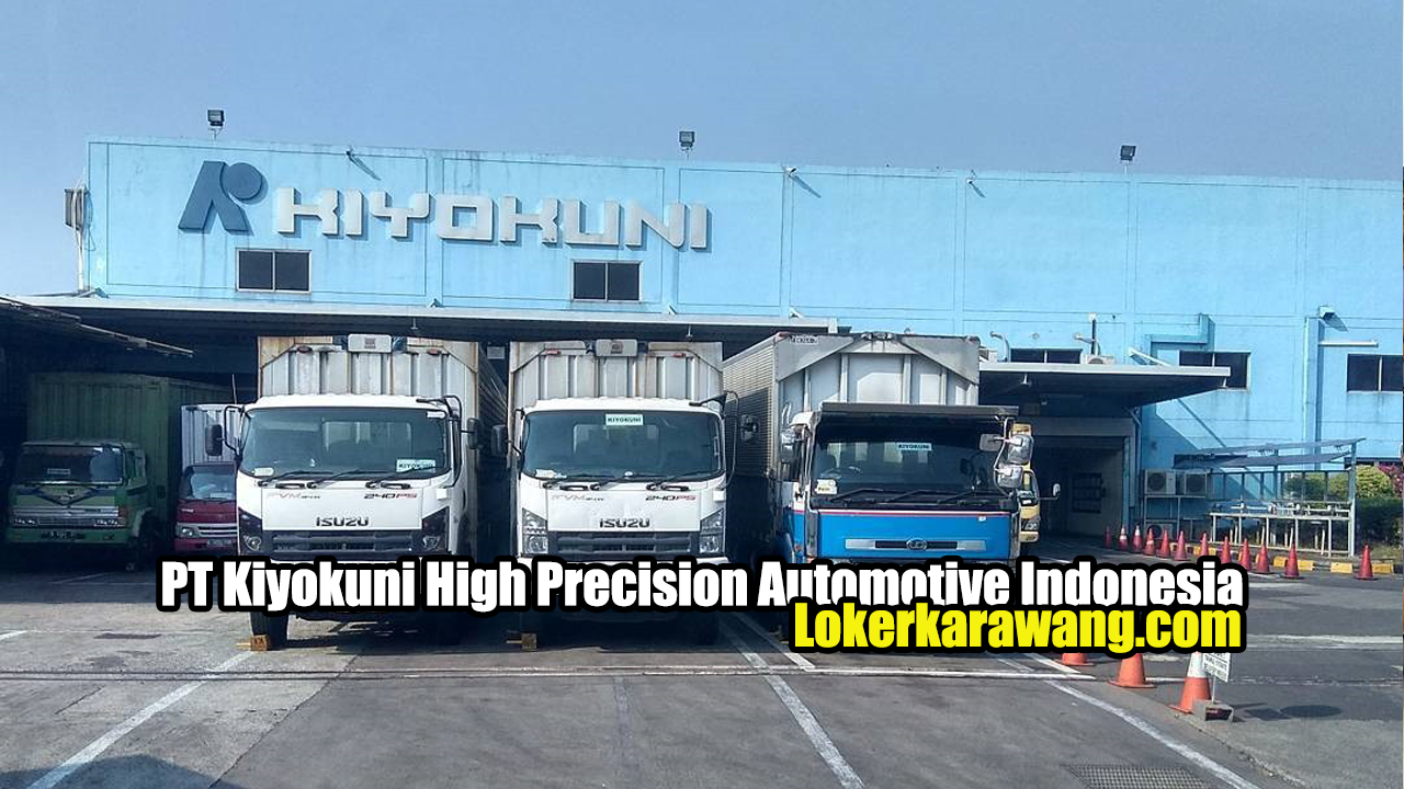 PT Kiyokuni High Precision Automotive Indonesia