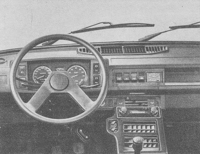 Archivo de autos el super europa de fiat for Interior 128 super europa