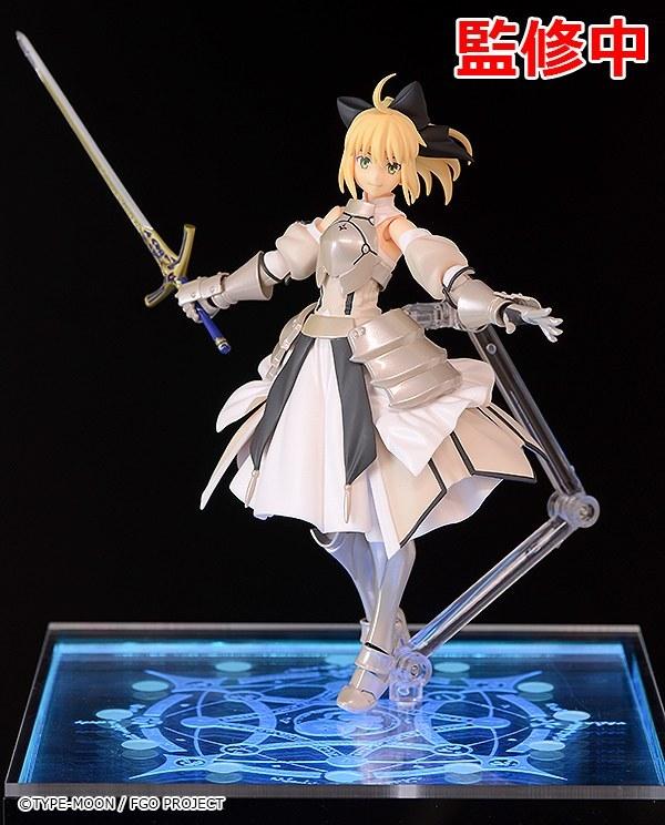 Saber Lily de Fate/Grand Order