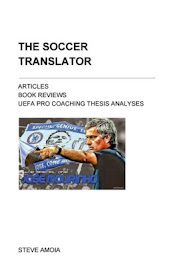 2. The Soccer Translator Book with 15 UEFA Pro Coaching Thesis Analyses.
