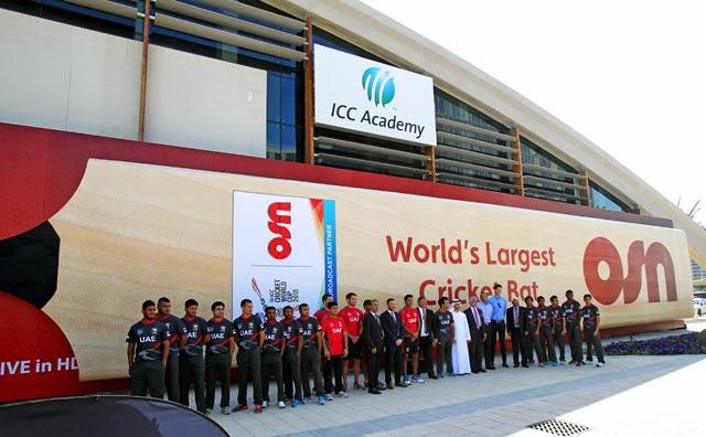 world's largest cricket bat