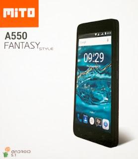 HP Android 5 Inch Harga Dibawah 1 Juta Mito A550