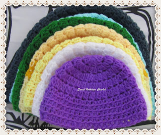 free crochet cap patterns