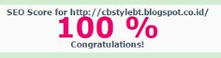 skor seo CB Style Blogger Template