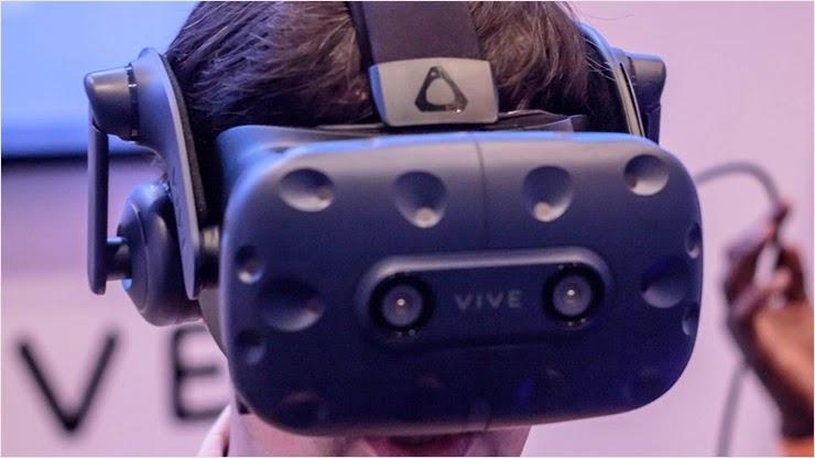 HTC Vive от компании Valve