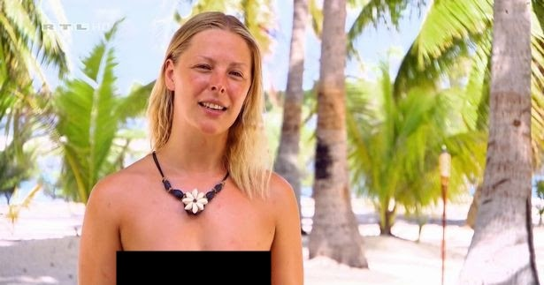 Love Island: Naked Pictures from German Version