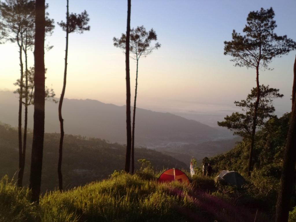 Paket Camping Ground