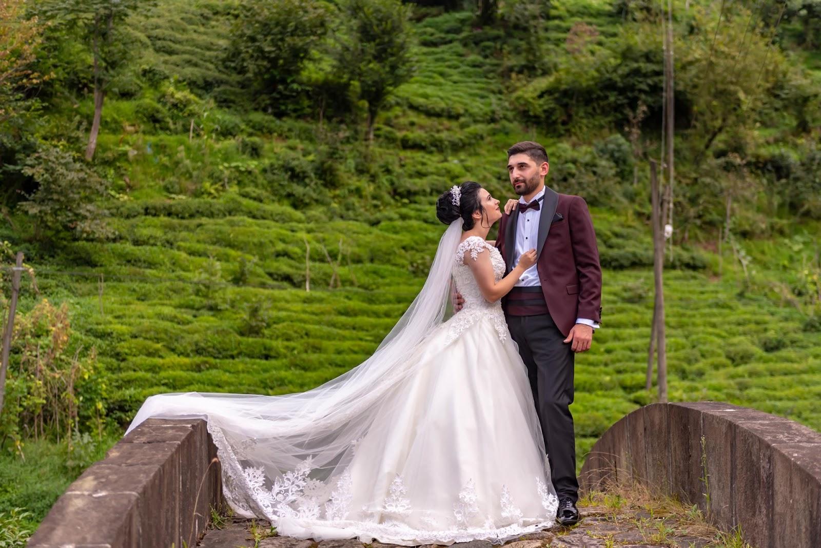 Düğün Fotoğrafları İle O Günü Ölümsüzleştirin