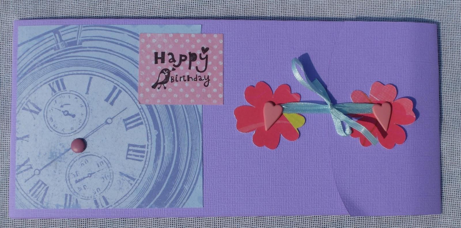 c 39 est moi qui l 39 ai fait une carte cadeau pour ma soeur. Black Bedroom Furniture Sets. Home Design Ideas