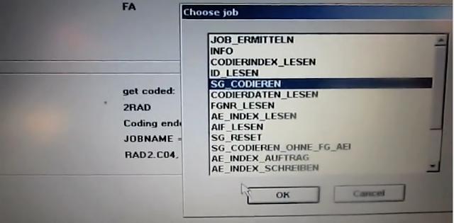 Select SG-CODIEREN