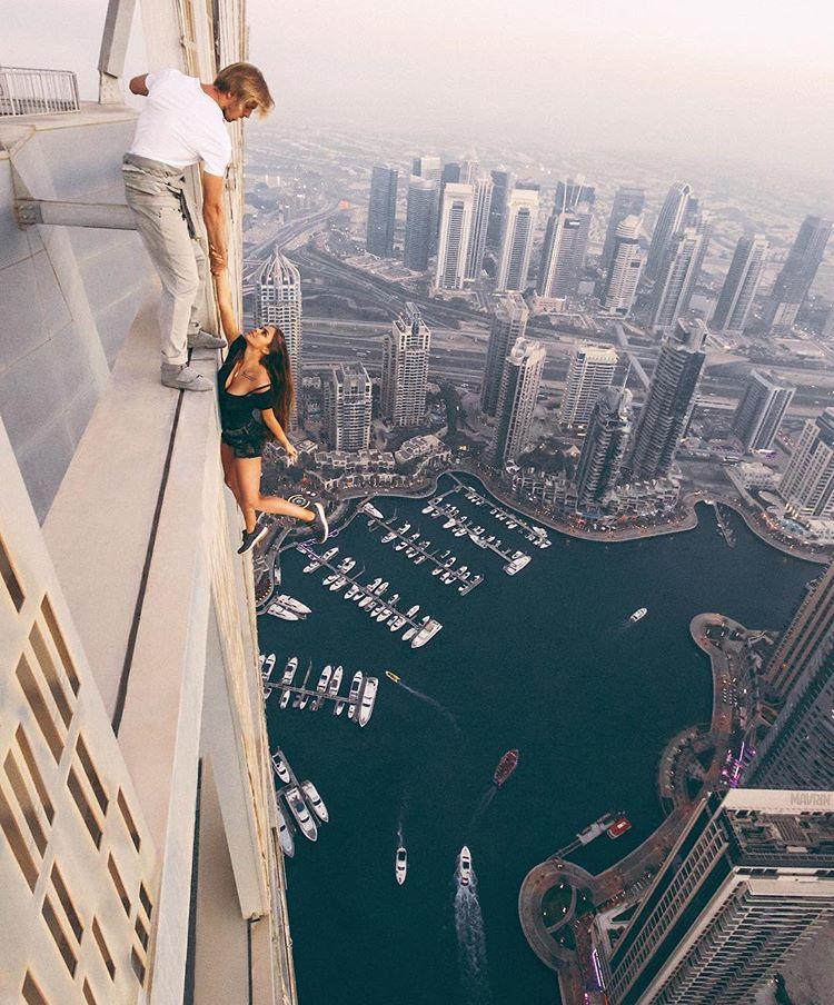 10 фото ради которых люди рисковали жизнью