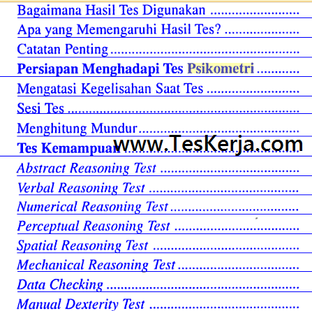 soal tes psikometri online dating