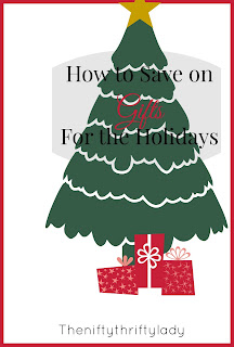 Top Ways to save money on gifts