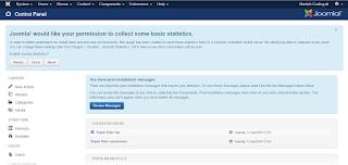 Site Administrator Joomla Offline