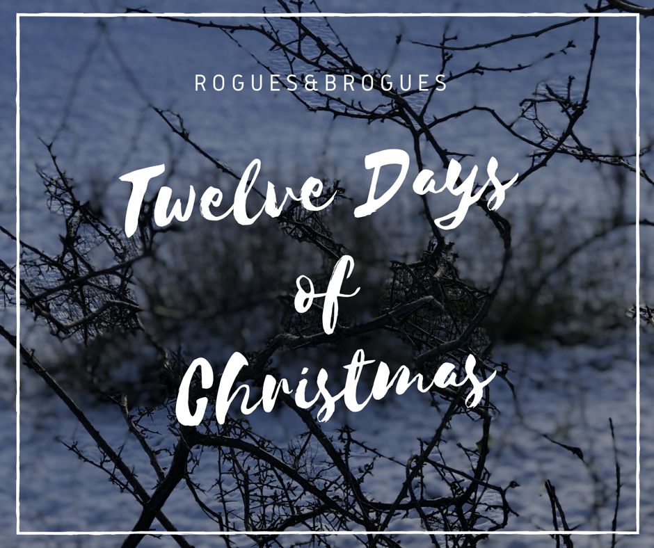 Ninth Day Of Christmas.On The Ninth Day Of Christmas 9 Labels Discounting