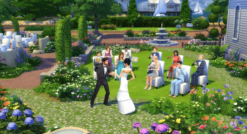 Los Sims 4 Deluxe Edition PC Full Español