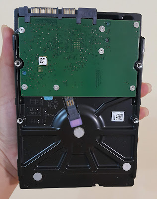 穩定性既專業硬碟 - Seagate IronWolf 6TB NAS Hard Disk
