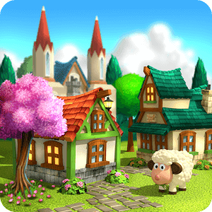Town Village: Farm, Build, Trade, Harvest City - VER. 1.9.3 Unlimited Gold MOD APK