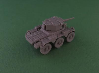 FV601 Saladin Armoured Car picture 5