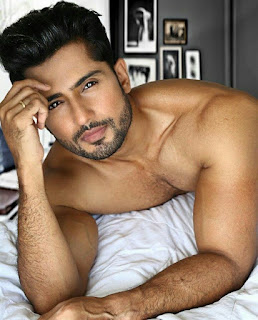Rehaan Roy Hot Shirtless Photo Shoot