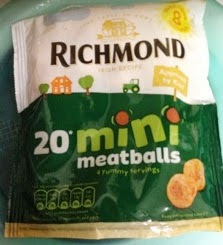 richmond mini meatballs