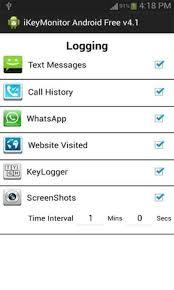 iKeyMonitor Totally Invisible Spy App