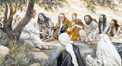 Yesus Memanggil Dua Belas Rasul