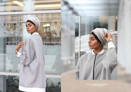 Modest Fashion Blogger Sa