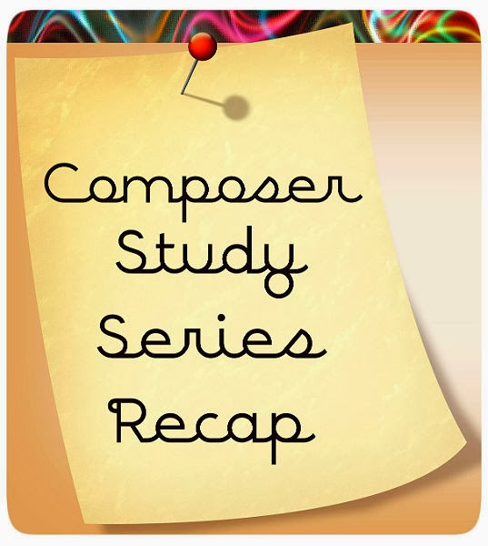 A recap of a 10-day series on composer and music studies. www.heartofmichelle.com