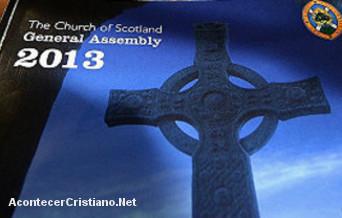 Sacerdotes gay en Iglesia de Escocia