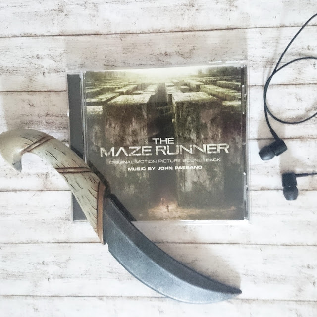 [Music Monday] The Maze Runner - Original Motion Picture Soundtrack: Music by John Paesano