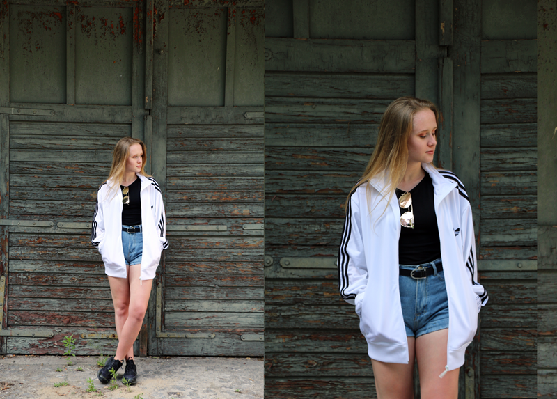 twinslife.pl: DOUBLE TROUBLE ft. adidas