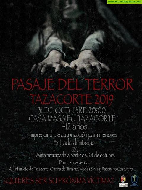 Pasaje del Terror Tazacorte 2019