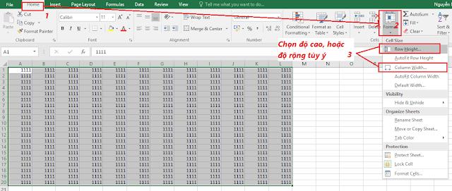Thủ thuật Excel 2016 chọn lọc hay nhất 2017 - Excel giúp bạn thông minh hơn.