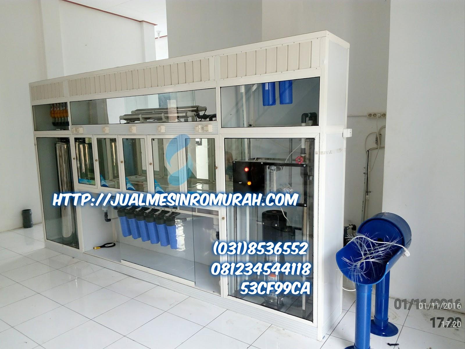 Depo Air Minum Isi Ulang Mesin Reverse Osmosis Tissue Galon Paket Ro Alkalin Bio Energi Ozon Ro04 Rp 51000000