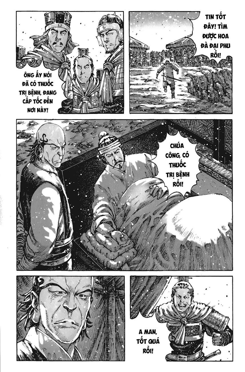 Hỏa phụng liêu nguyên Chương 432: Tiên nhân chỉ lộ [Remake] trang 17