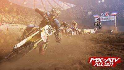 تحميل لعبة MX vs ATV All Out 2018 AMA Arenacross للكمبيوتر