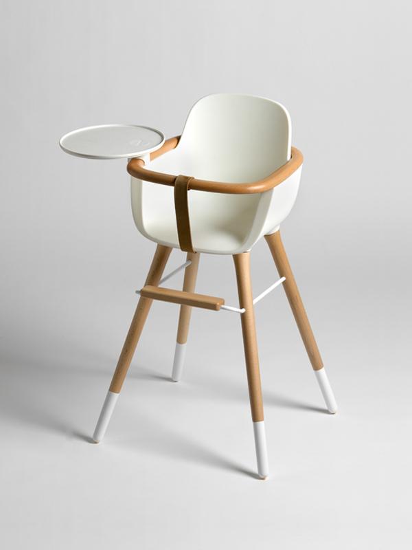 Chasing Georgie Ovo Design High Chair