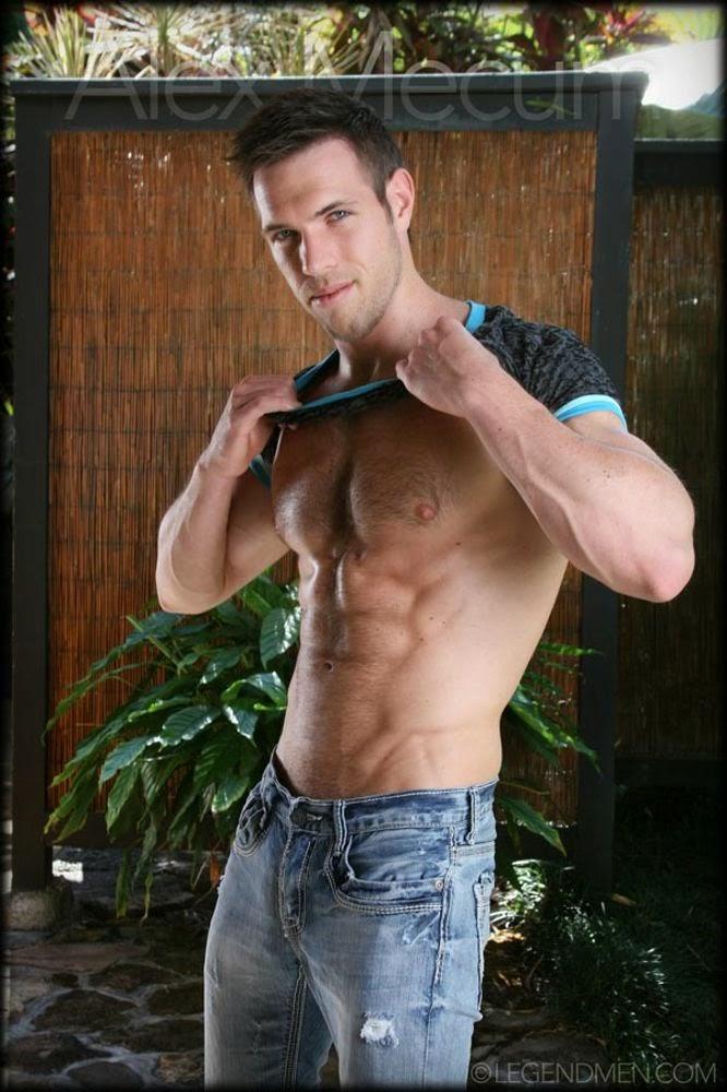 Daily Bodybuilding Motivation Hot Model Alex Mecum-4082