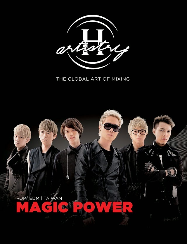 Magic Power - Taiwan